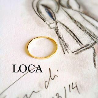 LOCA★シンプルリング♡12.5号(リング(指輪))