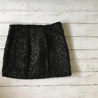 スタースタイリング(starstylig)の2.3回着用極美品☆スタースタイリングのスカート(ミニスカート)