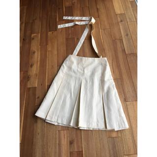 チユキ(CHIYUKI)のCHIYUKIのサスペンダースカート(ひざ丈スカート)
