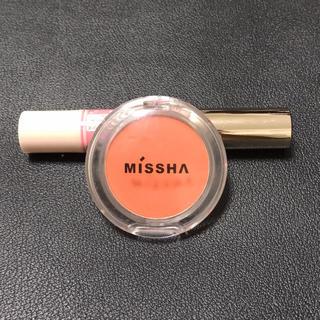 ミシャ(MISSHA)のMISSHA アイシャドー [コーラルオレンジ](アイシャドウ)