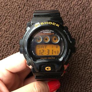 ジーショック(G-SHOCK)のG-SHOCK タフソーラー オレンジ(腕時計(デジタル))
