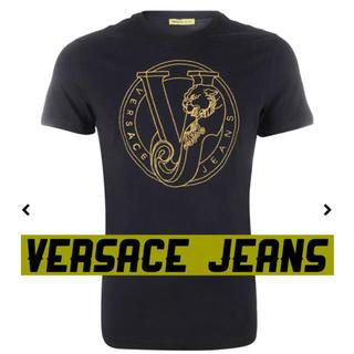 ヴェルサーチ(VERSACE)の【高級感あり🌹】VERSACE JEANS Tシャツ ヴェルサーチ(Tシャツ/カットソー(半袖/袖なし))