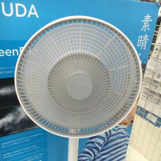 バルミューダ(BALMUDA)のバルミューダ 省エネ 静音 リビング扇風機 The GreenFan(扇風機)