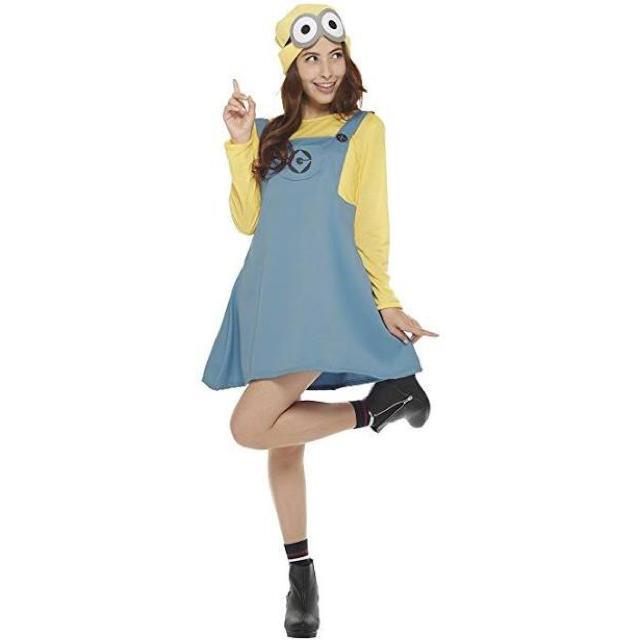ミニオン コスプレ レディース エンタメ/ホビーのコスプレ(衣装一式)の商品写真