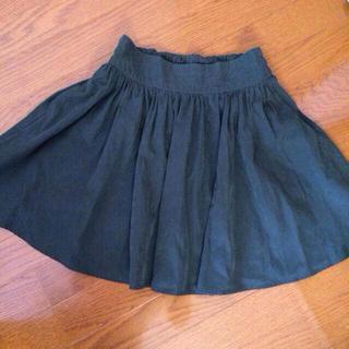 ローリーズファーム(LOWRYS FARM)のグリーンスカート*LOWRYS FARM(ミニスカート)