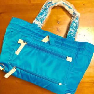 アクアブルー(Aqua blue)のAQUA BLU HAWAII アクアブルー ハワイ 4way トートバッグ(トートバッグ)