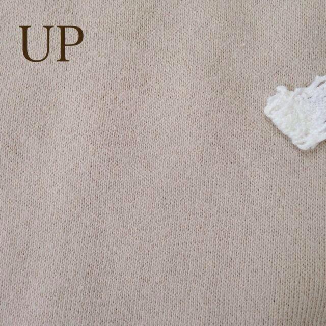 ガーリー♡花柄フードベージュパーカー レディースのトップス(パーカー)の商品写真