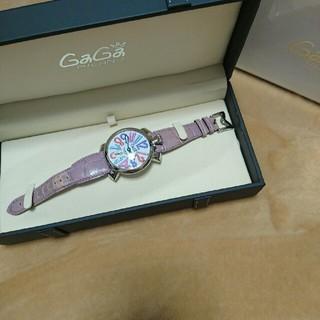 ガガミラノ(GaGa MILANO)のuyu-さま専用  ガガミラノ(腕時計(アナログ))