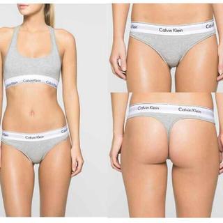 カルバンクライン(Calvin Klein)のCalvinKlein ブラ&ショーツ 下着 Sサイズ(ブラ&ショーツセット)