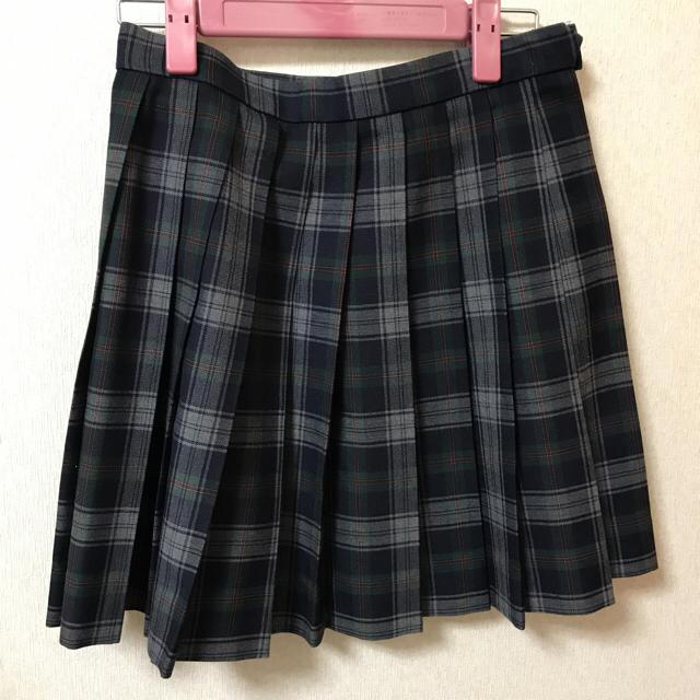 公立中学の制服 スカート エンタメ/ホビーのコスプレ(衣装)の商品写真