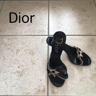 クリスチャンディオール(Christian Dior)のDior ディオール * ミュール 35(ミュール)