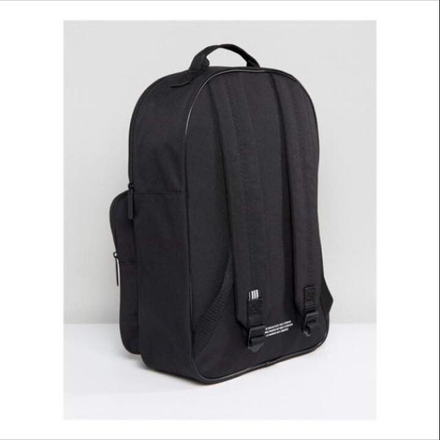 adidas(アディダス)の新品 アディダス リュッバックパック 黒 レディースのバッグ(リュック/バックパック)の商品写真