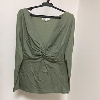 ニジュウサンク(23区)のルイシャンタン トップス(Tシャツ(長袖/七分))