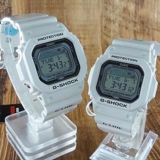ジーショック(G-SHOCK)のCASIO G-SHOCK ペア腕時計 200M防水 タイドグラフ機能(腕時計(デジタル))