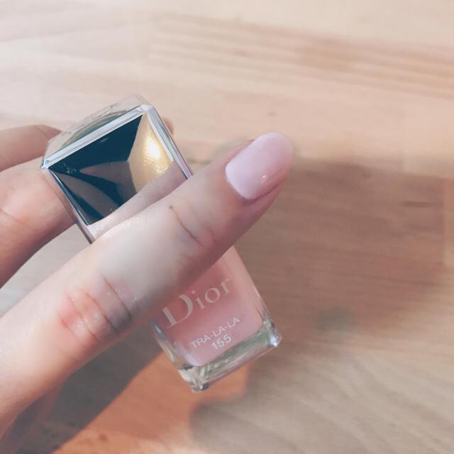 Dior(ディオール)のDior ヴェルニ155 コスメ/美容のネイル(マニキュア)