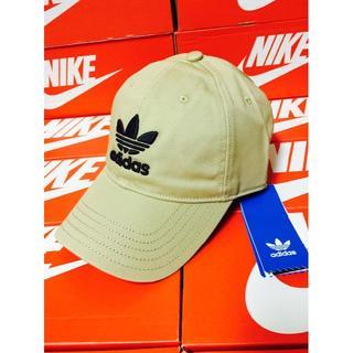 アディダス(adidas)のadidas originals 帽子 キャップ ベージュ クリーム(キャップ)
