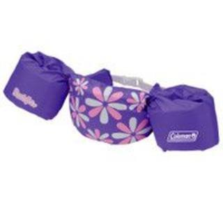 コールマン(Coleman)の水に慣れていないお子様の幼児用浮力補助具 New パドルジャンパー Purple(その他)