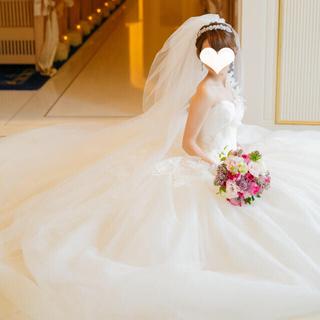 ヴェラウォン(Vera Wang)のVERA WANG ♡ 三段ベール(ウェディングドレス)