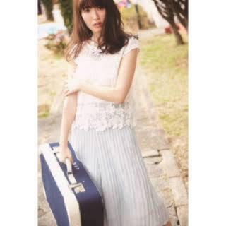 リランドチュール(Rirandture)の正規品✨りりこ様専用♡雑誌掲載こじはる着プリーツスカーチョ(その他)