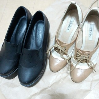 ランダ(RANDA)の取り置き商品(ローファー/革靴)