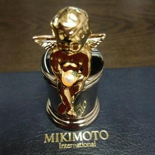 ミキモト(MIKIMOTO)のミキモト エンジェル メモスタンド新品(置物)