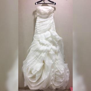 ヴェラウォン(Vera Wang)のWhitebyVerawangドレス(ウェディングドレス)