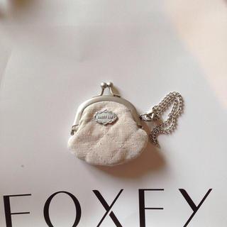 フォクシー(FOXEY)のFOXEY小銭入れ(コインケース)