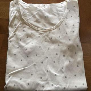 ローリーズファーム(LOWRYS FARM)のLOWRYS FARM 星柄Tシャツ(Tシャツ(半袖/袖なし))