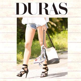 デュラス(DURAS)のDURASバケツ型バッグ♡新品✨タグ付き(ショルダーバッグ)