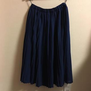 ジエンポリアム(THE EMPORIUM)のプリーツスカート(ひざ丈スカート)
