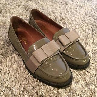 Bellini エナメルローファー(ローファー/革靴)