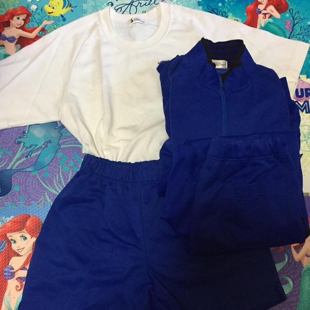 【セット価格】体操服 ジャージ エンタメ/ホビーのコスプレ(衣装)の商品写真