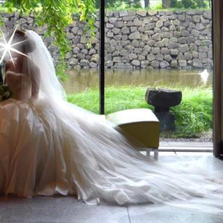 ヴェラウォン(Vera Wang)のVERAWANG 三段ベール(ウェディングドレス)
