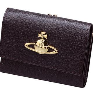ヴィヴィアンウエストウッド(Vivienne Westwood)の【中古】ヴィヴィアン・ウエストウッド 口金二つ折り財布(財布)