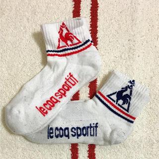 ルコックスポルティフ(le coq sportif)のルコック スポーツ用靴下(ソックス)