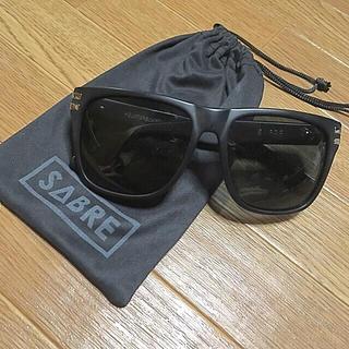 セイバー(SABRE)のSABRE heartbreaker matte black ハートブレイカー (サングラス/メガネ)