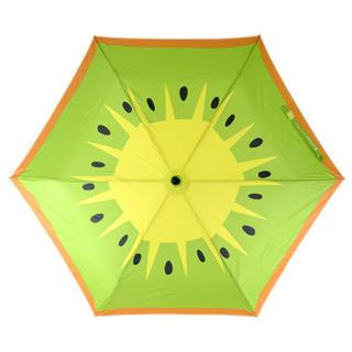 スペクトラム(SPECTRUM)の✿新品!フルーツアンブレラ キウイ(傘)