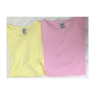 ザラキッズ(ZARA KIDS)の送料込!【美品】ZARA kids Tシャツ2枚セット(Tシャツ(半袖/袖なし))