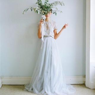 ヴェラウォン(Vera Wang)のアレクサンドラグレコ ♡ セパレートドレス(ウェディングドレス)