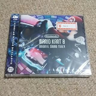 ニンテンドウ(任天堂)のマリオカート8 オリジナルサウンドトラック(ゲーム音楽)