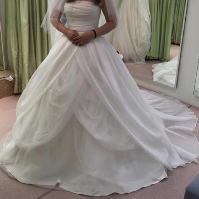 Vera Wang - white by verawang VW351178 ウェディングドレスの通販 by ...