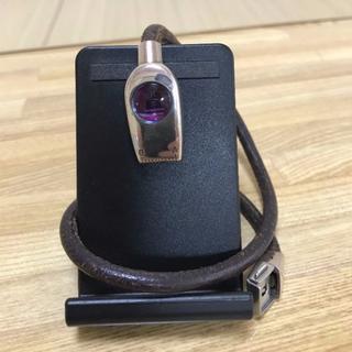 シンイチロウアラカワ(SHINICHIRO ARAKAWA)のシンイチロウ アラカワ レザーブレスレット 時計 (スピードメーターモチーフ)(腕時計(アナログ))