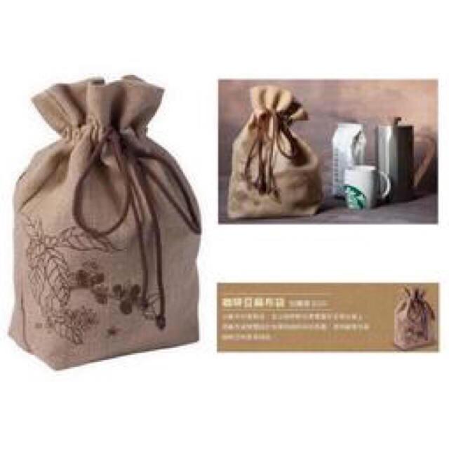 Starbucks Coffee(スターバックスコーヒー)の新品♡スターバックス 海外限定 コーヒー豆バッグ インテリアにも エンタメ/ホビーのコレクション(ノベルティグッズ)の商品写真