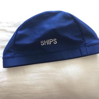 シップス(SHIPS)の✨お値下げ✨シップス SHIPS 水泳キャップ Lサイズ 大人OK(水着)