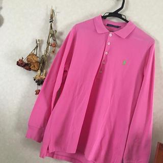 ラルフローレン(Ralph Lauren)のPolo Ralph Lauren    polo shirt ❤︎(ポロシャツ)