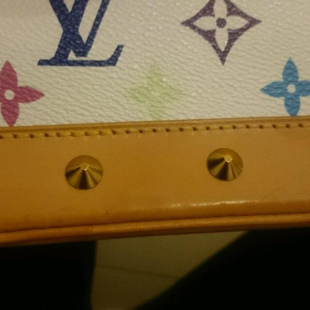 LOUIS VUITTON(ルイヴィトン)のLOUIS  VUITTONマルチカラー 確認用 レディースのバッグ(ハンドバッグ)の商品写真