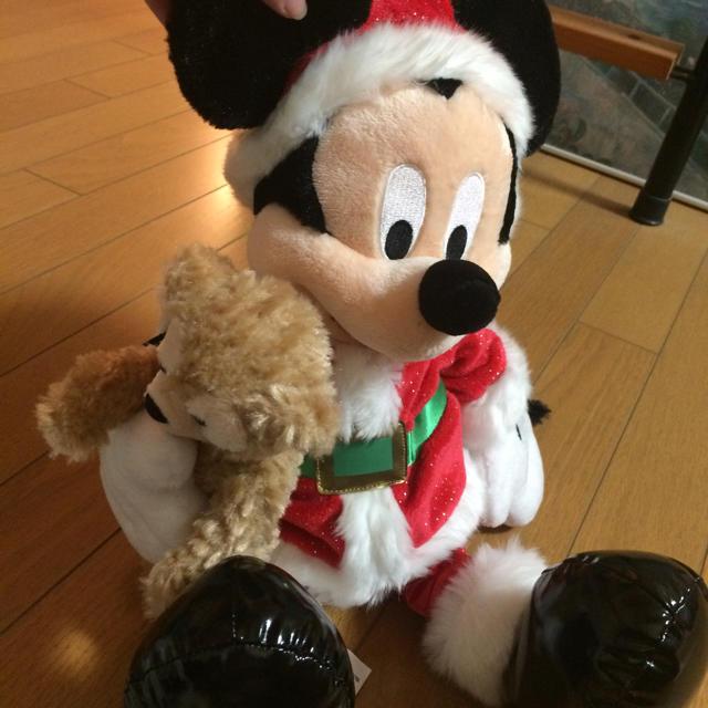 Disney(ディズニー)のミッキーダッフィーだっこぬいぐるみ ディズニーワールド USA限定 WDW エンタメ/ホビーのおもちゃ/ぬいぐるみ(ぬいぐるみ)の商品写真