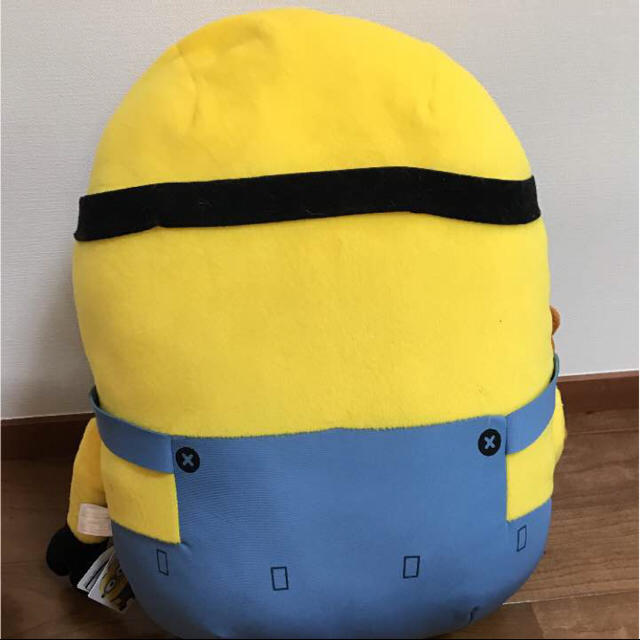 ミニオン ぬいぐるみ エンタメ/ホビーのおもちゃ/ぬいぐるみ(ぬいぐるみ)の商品写真