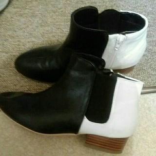 ミスティウーマン(mysty woman)のサイドゴアブーツ(ブーツ)