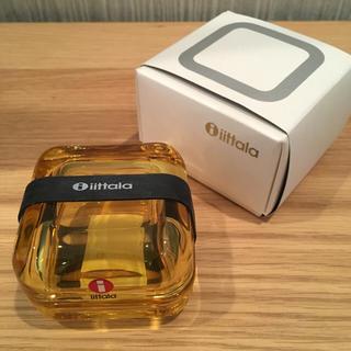イッタラ(iittala)のイッタラのmini box(イエロー)(小物入れ)